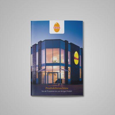 Eifrisch Unternehmensbroschüre Cover