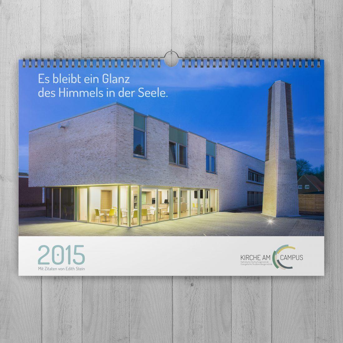 KircheCampus_Wandkalender
