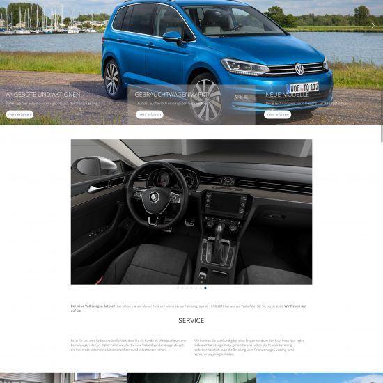 Websitereferenzen_AutohausEssing_Startseite