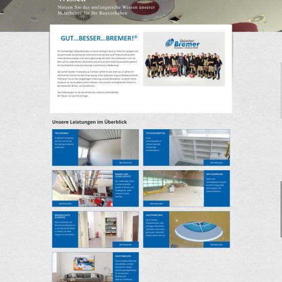 Websitereferenzen_BremerTrockenbau_Startseite
