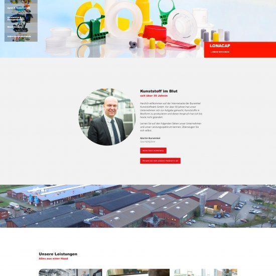 Websitereferenzen_Burwinkel_Startseite