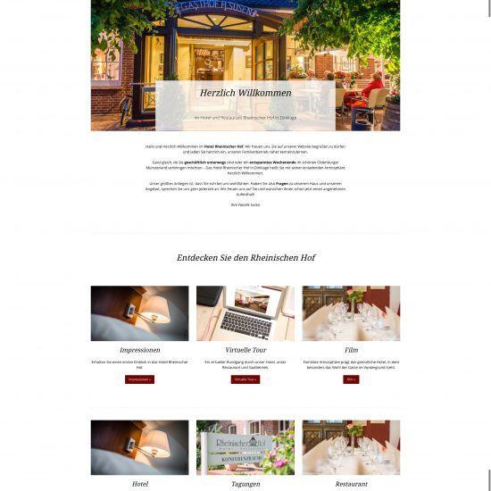 Websitereferenzen_RheinischerHof_Startseite