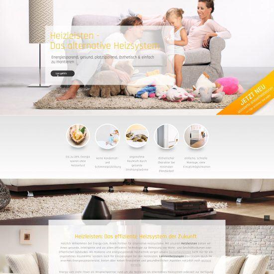 Websitereferenzen_energycom_Startseite